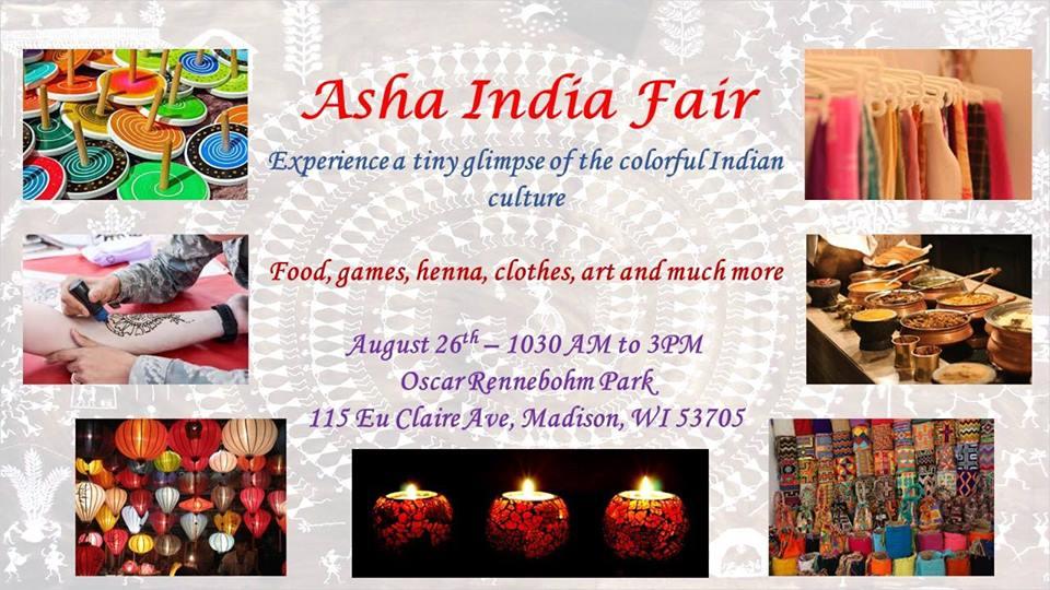 Asha India Fair