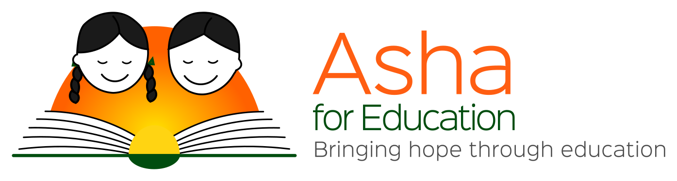 The Madison chapter of Asha for Education site